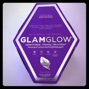 Glamglow gravity mud new never used